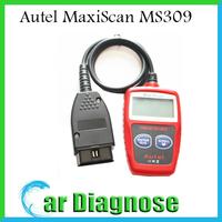 New Autel MaxiScan MS309 Car Diagnostic Tools / Auto Code Reader OBDII EOBD Scanner
