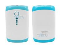 Blue 9000mAh  Charger Panel Portable Power Bank