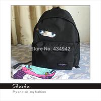 2014 Fashion new east pack backpack women famous brands EYES shoulder bag men's backpacks girls school bags boys bolsas cool