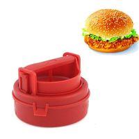 Stufz Stuffed Hamburger Burger Press Patty Maker Juicy BBQ Grill As Seen On TV kitchen tools supplies 95587