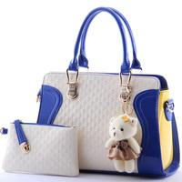 One shoulder handbag 2014 Crocodile women's for fashion bag sweet gentlewomen bag picture package