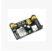 Black Power Supply Module Special For Bread Plate Compatible 5V 3.3V 3PCS/ LOT