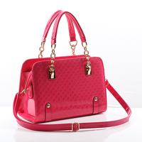 2014 spring and summer fashion shoulder bag cross-body handbag chain bag