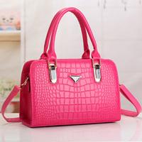 Fashion women's handbag 2014 women's bags shaping bag laptop messenger bag