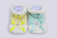 New Arrilval Lace Decor Hoodied  Pet Dogs Vest Coat Free Ship Dogs clothes
