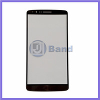 2pcs/lot Brand New Black Front Outer Touch Screen Glass Lens Replacement Panel For LG G3 D850 855 D830 D851 VS985