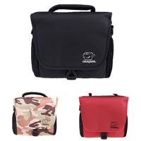 High Quality Godspeed Nylon Camera Bag Case Single Shoulder for Nikon Canon Sony Panasonic SLR DSLR Camera Camouflage/Black/Red