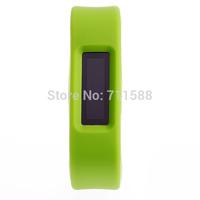2014 Fashion Bluetooth Smart Sports Wristband Healthy Bracelet Sleep Tracking Health Fitness Pedometer 12pcs/Lot
