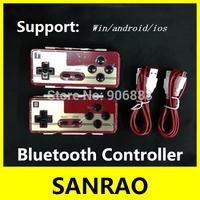 Original 8BITDO FC30 DUAL Bluetooth Controller Support iOS Android Mac OS High Quality Gamepad Controller (2 PCS)