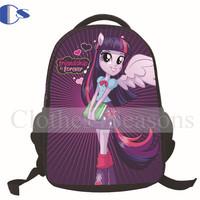 3D Cartoon Printing Student Backpack High Quality Kids Cartoon Children School Backpacks Mochila Infantil School Bag For Girls