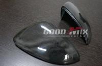 Volkswagen VW Golf MK7 Carbon Fiber Side Mirror Cover (Also Fits: Golf MK7 GTI)