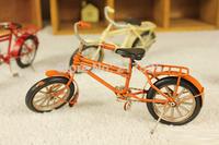 Creative Gifts ,iron handicrafts ,Mini bike model,Desktop Decor ,