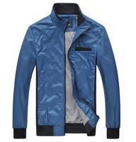 2014 autumn Men's stand collar leisure sport jackets  YC180