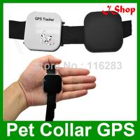 New arrival mini Pets GPS Tracker Waterproof Anti-theft Collar Tracker