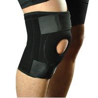 Free Shipping!2015 Hot football basketball volleyball black durable knee shin protector guard pad Knee Supports Kneepad Tonsee