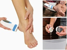 NEW Pedi Spin Callus Remover Kit Pedicure Foot File Hard Skin Remover(China (Mainland))