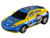 F070104 -Mini RC Racing Car (Blue)