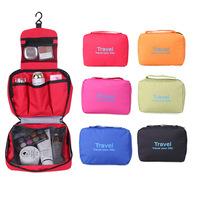 HOT Selling Women Cosmetic Bags 6 colors Large makeup bag multifuncional organizer necessaries Storage
