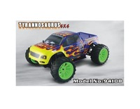 F070104 -HSP 94108 1/10th Scale Nitro Off-Road Monster Truck