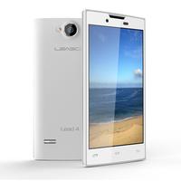 Original Leagoo Lead 4 MTK6572 Dual Core Cell Phone Android 4.2 4.0inch HD Screen Dual Sim 4GB ROM 3G/GPS VS Jiayu JY F1 Z#