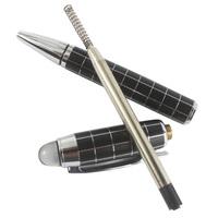 Baoer 79 Carving line black ballpoint pen