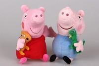 2PCS/SET Peppa Pig and George Pig