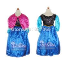 Frozen Elsa Dress Party Wear for 2-7ages