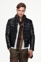 2014 New Fashion Stand Collar Winter Jacket Men Good Quality Jaquetas Masculinas Inverno Slim Men's Winter duck's down Jacket