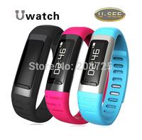 Waterproof Bluetooth Smart Watch U9 USee U Watch Wrist Smartwatch Pedometer Wifi Hotspots For iPhone Android Samsung Anti-lost
