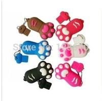 Fashion  cat feet   thumbdrive