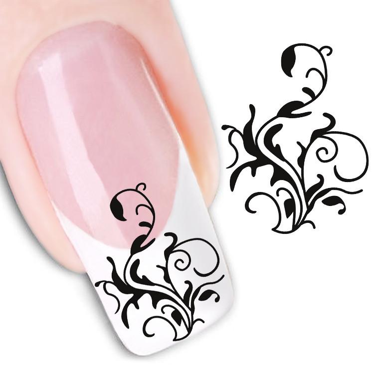 Наклейки на ногти своими руками картинки - VE-graphics.ru