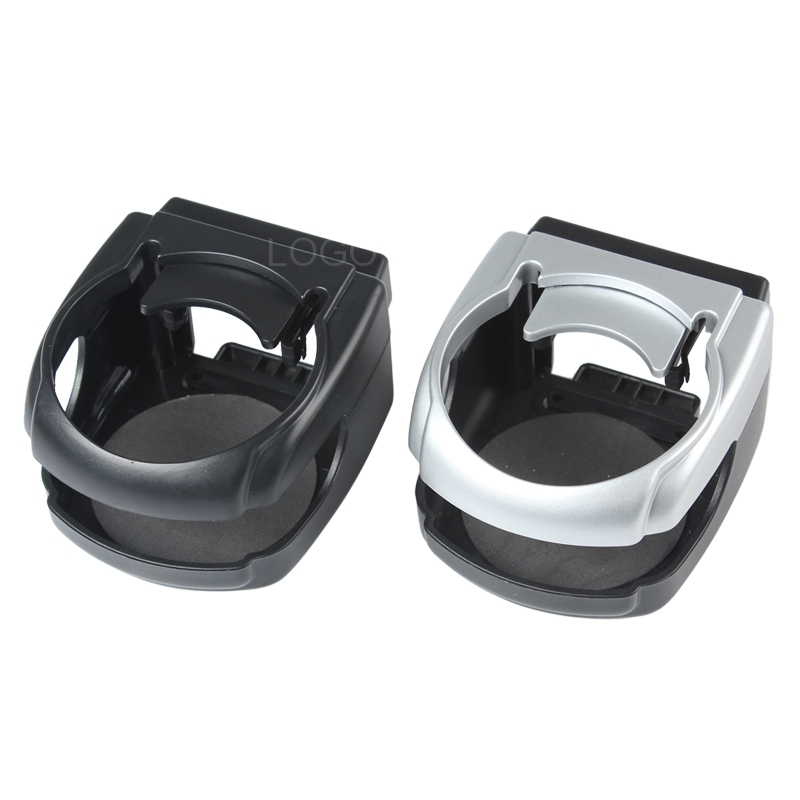 CAR Vehicle AIR Condition Hold Vent Plastic Drink CUP Bottle CAN Holder H5(China (Mainland))