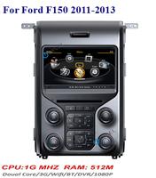 3G/WIFI HD Car DVD Player GPS Navigation Radio SAT NAVI IPOD For Ford F150 2013