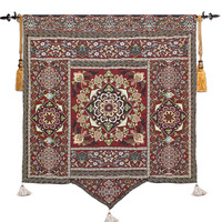 High quality Belgium tapestry luxury wall hangings unique ethnic characteristics