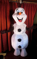New Adult Sized Christmas Olaf Frozen Snowman Catoon Character Mascot Costume School Fancy Dress Costumes Free Shipping