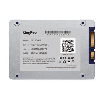 "F9 256 ГБ KingFast 2.5 "" SATA SSD для ноутбука Dell HP Thinkpad Lenovo ASUS Acer Sony Toshiba ноутбук Deaktop PS3 PS4 бесплатная доставка"