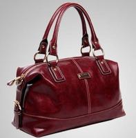100% genuine leather women handbag 2014 women leather handbag women messenger bag women cross-body handbag female shoulder bag