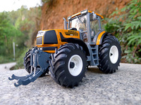 Free shipping Renault Renault 936 farm tractor alloy toy car model in France UH 1:32 Specials