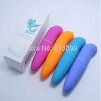 400pcs/lot Powerful Mini G-Spot Vibrator for beginners Small Bullet clitoral stimulation