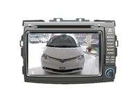 Android Navigation Car DVD / Radio / Video 3G Wi-Fi GPS Steering Wheel Controls for TOYOTA PREVIA /Estima /Tarago/Canarado
