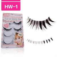 False eyelashes princess Japanese makeup wholesale HW-1