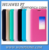 Hot Selling Huawei Ascend P7 Case Cover Colored Paiting Case Huawei P7 Ascend Case Free Shipping