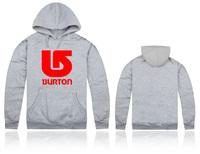 NEW Diamond Supply BURTON Hip hop skateboard cotton sweater mens Hiroshi Fujiwara favorite Trendy pullover hoodie preordained