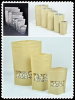 silver-silver ,craft papery stand up zip lock bags total 3000pcs