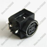 Laptop DC power jack connector socket monitor a variety of small plates power   plug  5pin 50pcs free shipping