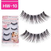 Lashes European and American High Quality false eyelashes HW-10