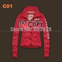 Free shipping 2014 Brand new Women's Sweater Hoodies & Sweatshirts Jacket Coat outwear #C101