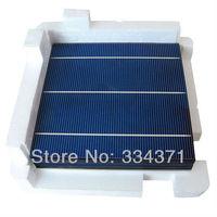 Hot * 20 pcs Solar Cell 6x6 B Grade 3 Bus Bars 3.8w each cell DIY Solar panel, 156x156mm polycrystalline solar cells