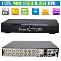 16 Channel Video Surveillance Digital Video Recorder 16CH CCTV DVR 16 CH