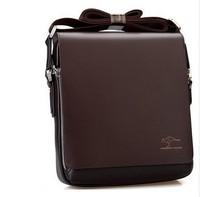 Special Offer! men messenger bags, big promotion genuine Kangaroo leather shoulder man bag casual fashion briefcase